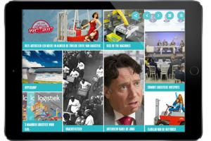 Online magazine: 100 jaar Heftrucks