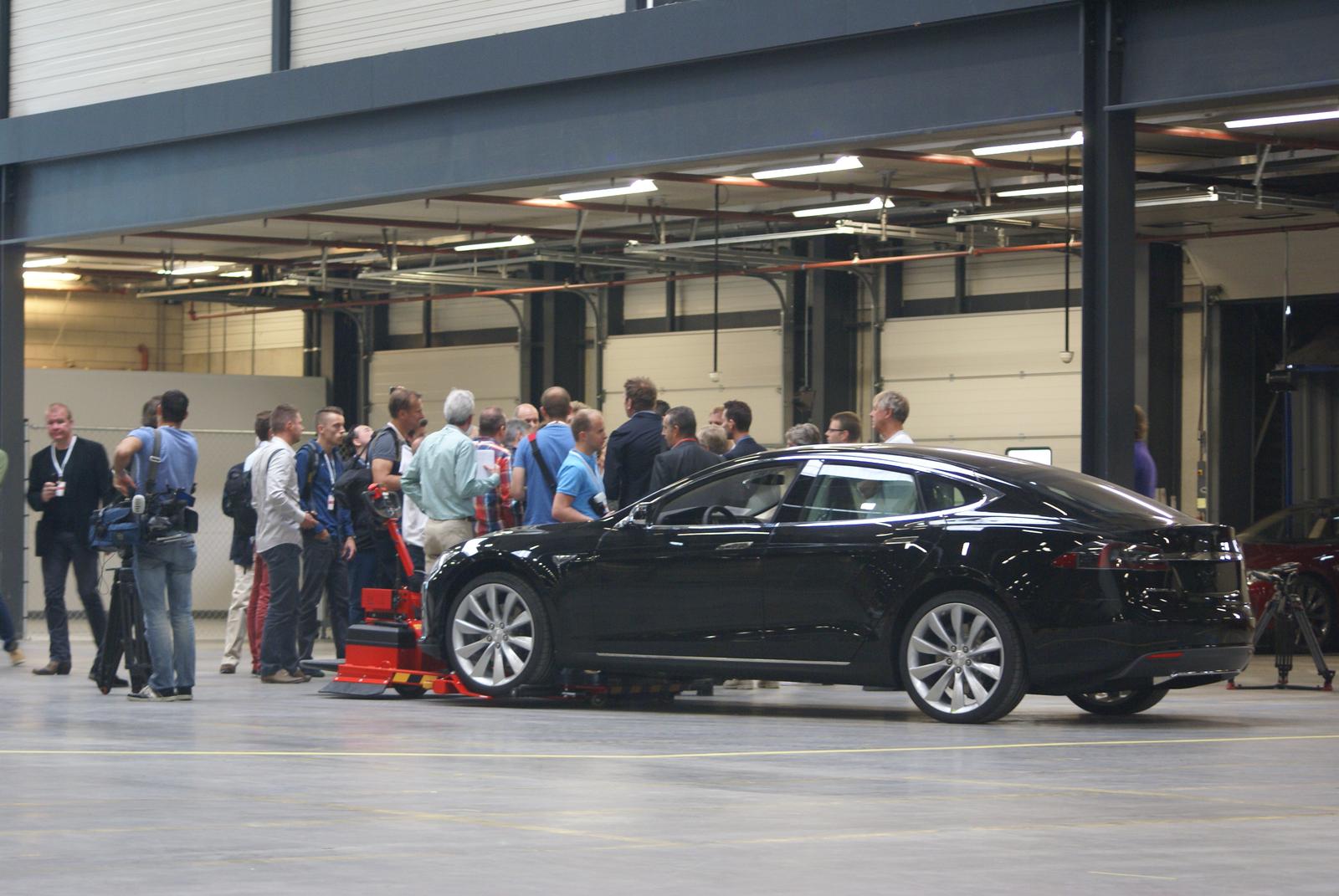 Tesla bouwt aan elektrische truck