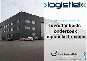Exclusief tevredenheidsonderzoek logistieke locaties