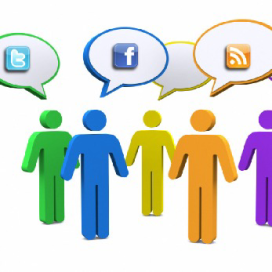 Welke social media biedt Logistiek.nl?