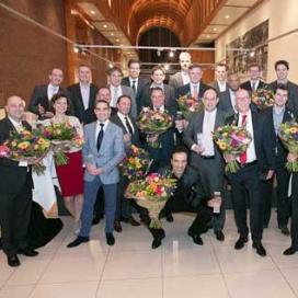 SAP Nederland bekroont partners