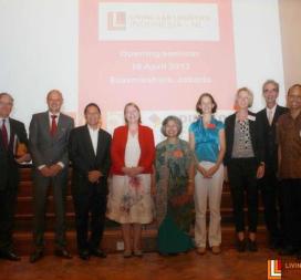 Living Lab Logistics tussen Indonesië en Nederland is geopend