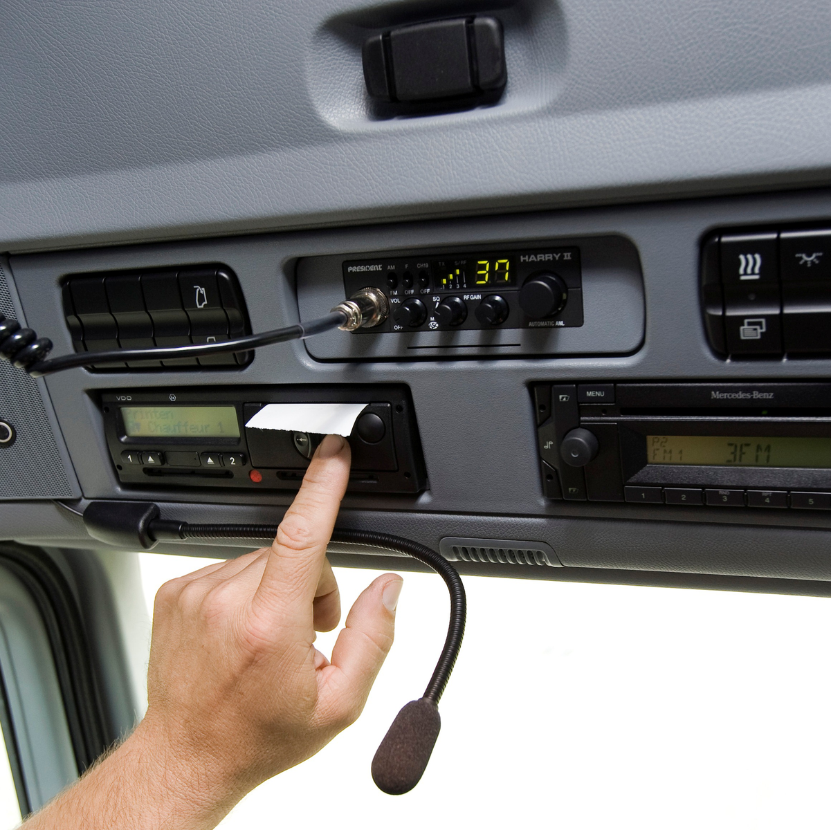 Scania en ILT pakken samen tachograaf-fraude aan