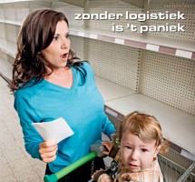 Vlaanderen start imagocampagne logistiek