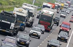 Zwak eerste kwartaal voor Europese transportmarkt