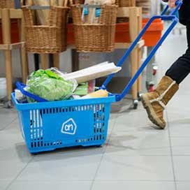 Albert Heijn gaat orderpicken in winkel