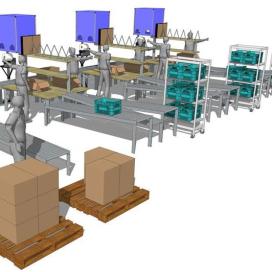 575 miljoen pakketjes in 2020: hoe regelen we de logistiek?