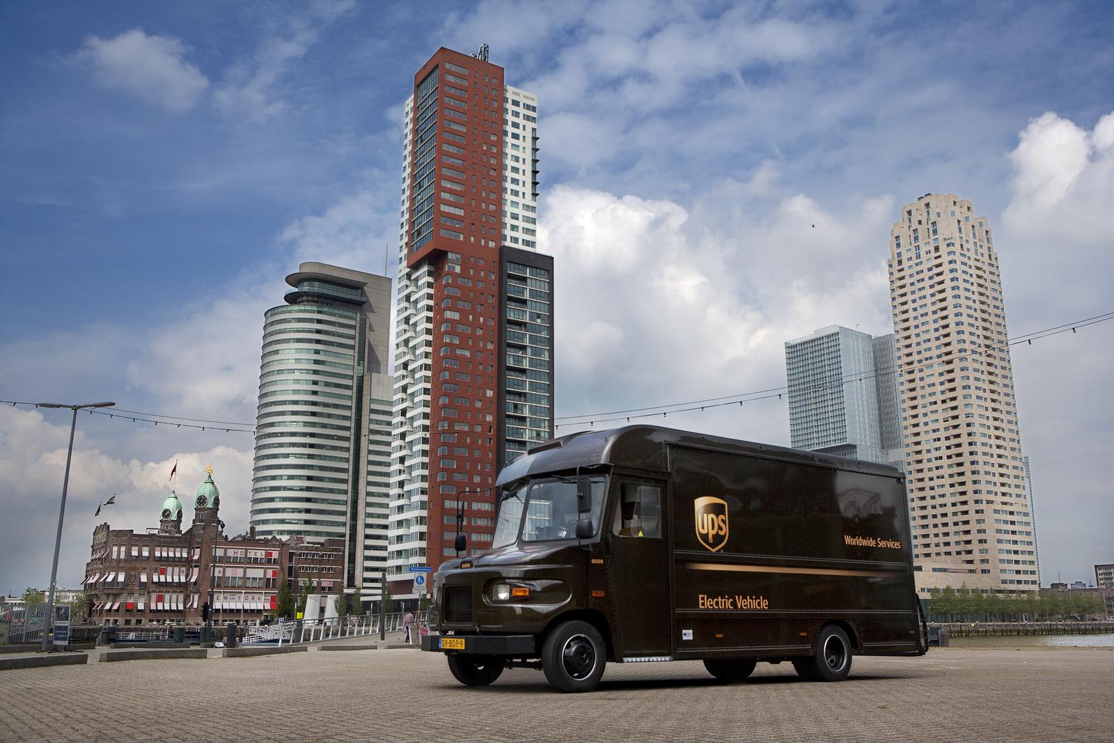 UPS versnelt  verzendingen vanuit Nederland