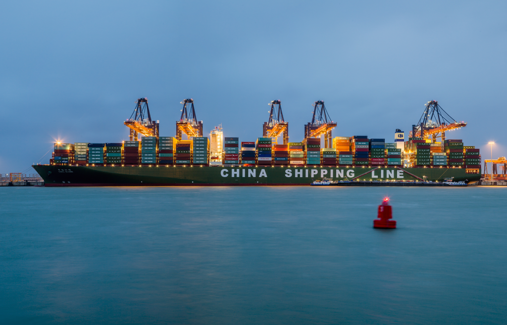 Rotterdamse haven gaat congestie te lijf met nieuwe applicatie