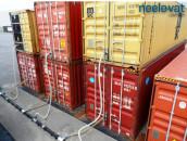 Neele-Vat start fumigatiestation in Zeebrugge