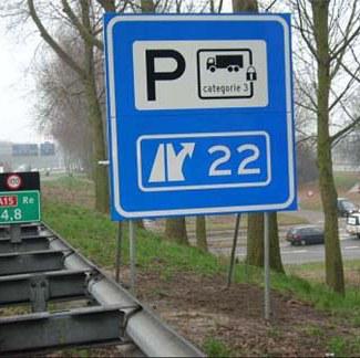 TLN: 'Chauffeurs voelen zich onveilig op parkeerplaatsen