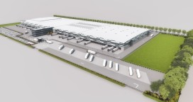 Lidl bouwt duurzaamste distributiecentrum van Nederland