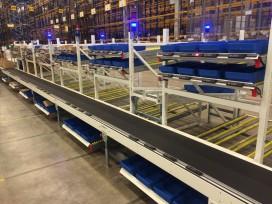 XPO Logistics scoort met lean pick- en packsysteem