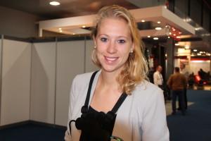 Linda van der Meijden (Laevo): 'Orderpickers vitaler dankzij ons hulpmiddel'
