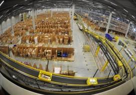 Amazon ver met opzet pakketdienst in Duitsland