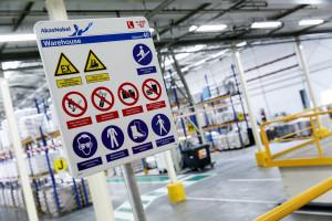 Nieuwe code moet veiligheid magazijnen vergroten