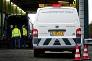 ILT straft transporteur, pluim voor Peter Appel