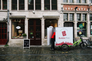 Bubble Post ook van start in Rotterdam