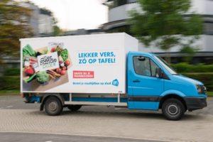 Albert Heijn doet mee met chauffeurs project