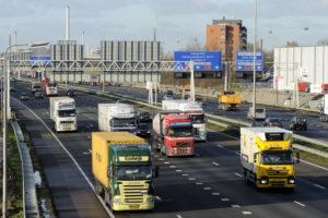Chauffeurs komen in actie tegen cao eindbod