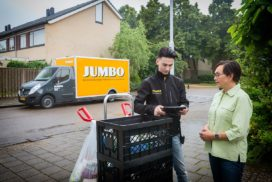 Jumbo realiseert tweede e-fulfilment center in Raalte
