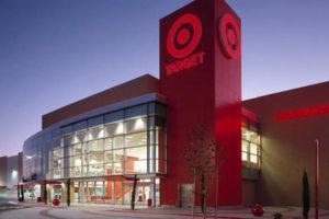 Target zet winkel in als online dc