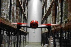 Robots rukken op in magazijn