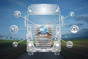 DAF komt met eigen fleet management oplossing: Connect
