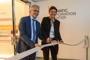 Dematic gaat voor interactie in Imagination Center