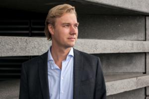 Matthijs van Doorn logistiek manager Havenbedrijf Rotterdam