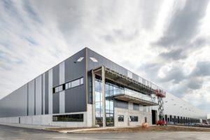 WDP levert twee distributiecentra op in Wallonië