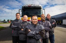 Tekort aan chauffeurs grootste uitdaging wegtransport in 2017