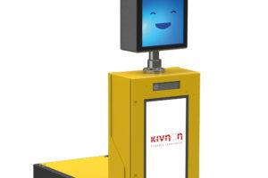 Kivnon ontwikkelt AGV met gebarentaal