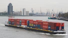 Binnenvaart vervoert iets meer vracht