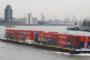 Danser start binnenvaartdienst tussen Rotterdam, Gent en Zeeland
