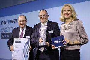 Jungheinrich wint award voor productinnovaties