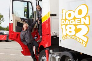 Wervingscampagne Simon Loos levert 182 chauffeurs op