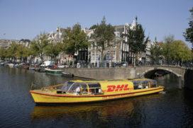 Amsterdam wil weer meer vrachtvervoer over de gracht