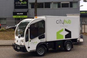 CB hevelt stadsdistributie in Roermond over naar City Hub