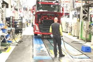 Volvo Trucks wint marktaandeel in stad