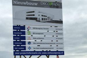 Decowraps laat duurzaam dc in Aalsmeer bouwen