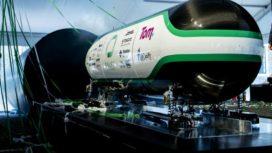 Hyperloop winst gaat naar team TU Delft