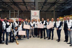 Bleckmann realiseert in Venlo DC-operatie voor Techstyle
