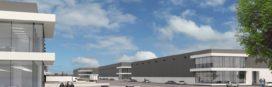 DHG bouwt twee logistieke campussen in Rotterdam