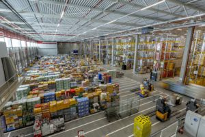 Lidl: 1.200 banen nieuw e-commerce distributiecentrum Roosenaal