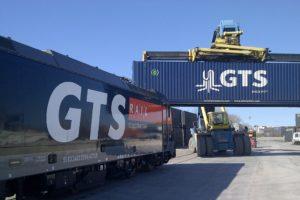 GTS verbindt Moerdijk met Italië per spoor