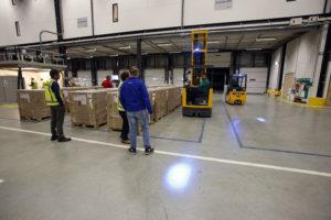 Aantal veiligheidskeuringen magazijnen stijgt opnieuw