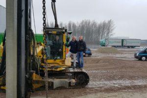 Brant Visser breidt warehouse in Heerenveen uit