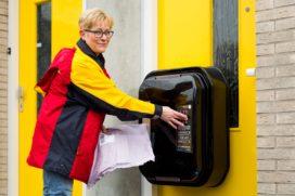 DHL test slimme pakketbrievenbus