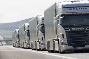 Wat is platooning?